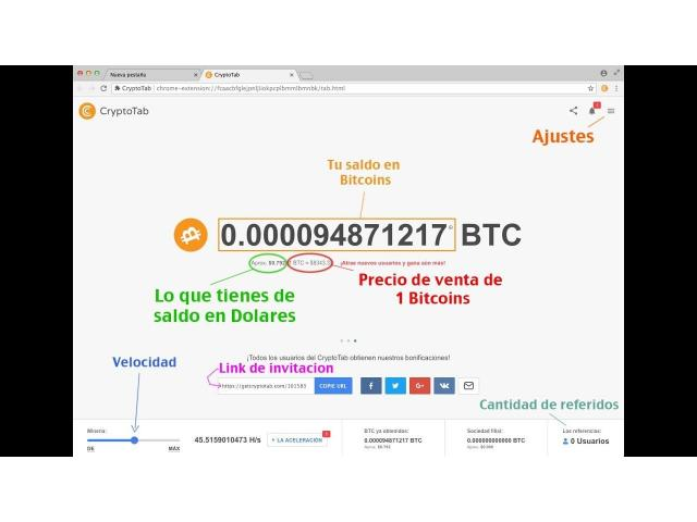 Gana Dólares y Bitcoin Facilmente desde tu Computadora - 2/2