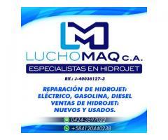 Especialista en Hidrojet Maracay