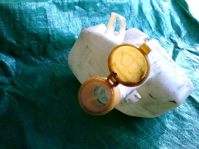 deposito de agua de limpiaparabrisa de siena o palio mpi 1.3 8v - 1/2