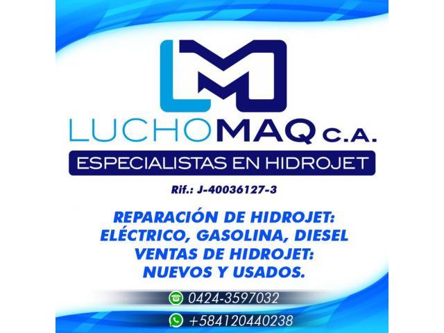 Luchomaq, c.a. - 1/4