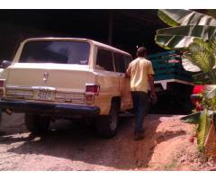 VENDO O CAMBIO MI WAGONEER 77 EN GUARENAS - Imagen 5/5