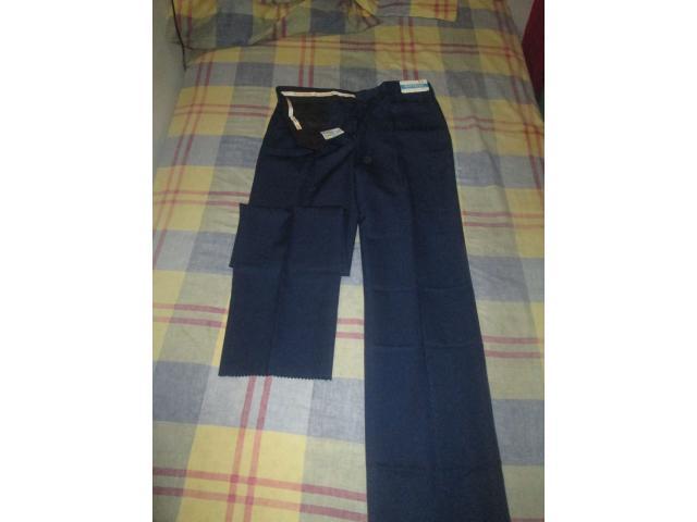 Pantalones de Gabardina para Caballero - 1/4