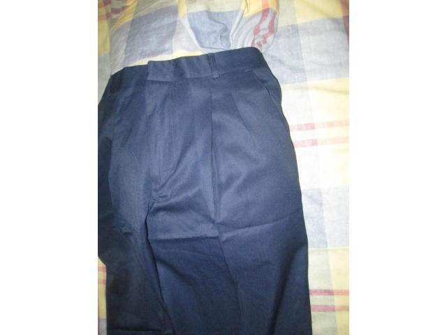 Pantalones de Gabardina para Caballero - 3/4