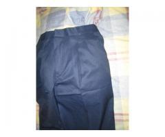 Pantalones de Gabardina para Caballero