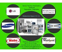 Reparación y Venta de Equipos de Refrigeración y Linea Blanca - Imagen 1/6