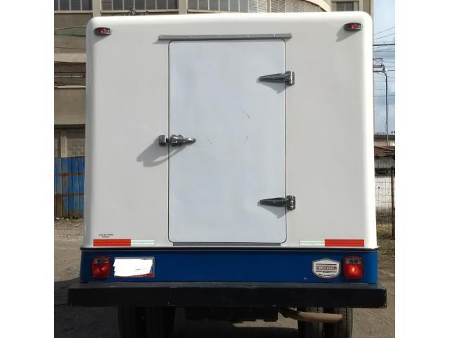 en venta camión ford Triton 2009 NUEVO  con cava y thermo  king NUEVOS - 2/6