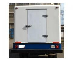 en venta camión ford Triton 2009 NUEVO  con cava y thermo  king NUEVOS