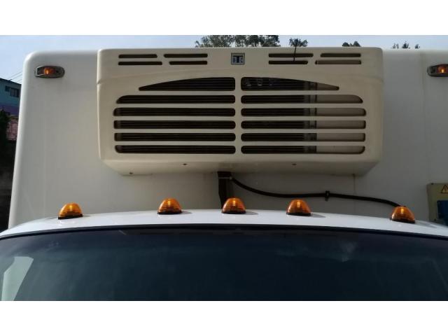 en venta camión ford Triton 2009 NUEVO  con cava y thermo  king NUEVOS - 5/6