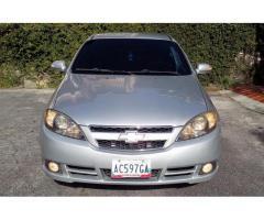 Chevrolet Optra Desing 2011