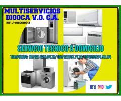 SERVICIO TECNICO ESPECIALIZADO MULTISERVICIOS DIGOCA V.G. C.A.