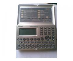 Agenda Electrónica Casio Sf-3900asr-w 128kb