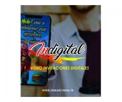 Invitaciones digitales