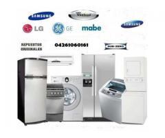 tecnico en linea blanca nevera ,lavadora,cocina,aire