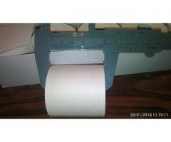 Rollo de Papel Térmico Milimetrado 50mm X 30mts.