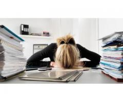 ¿Cansada de tu empleo?