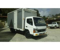 Camion Mitsubishi Canter F 85 5 Ton carga