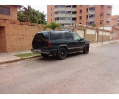 Chevrolet Grand Blazer año 1995 en buen estado
