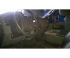 Ford Super Duty 250 año 2012 cabina sencilla en excelentes condiciones