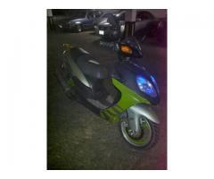 Moto scooter chunal 150cc 2012 en buenas condiciones