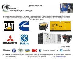 Venta de Materiales Eléctricos / Plantas Generadoras / Transformadores Eléctricos