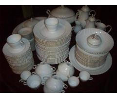Vajilla De Porcelana Babaria Keiser 12 Personas