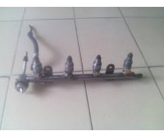 inyectores de flauta para corsa