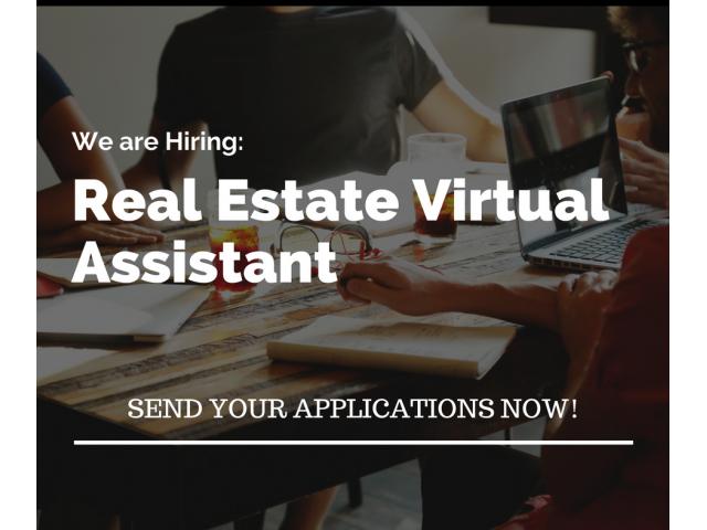 Bilingual Real Estate Virtual Assistant - 1/1
