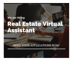Bilingual Real Estate Virtual Assistant
