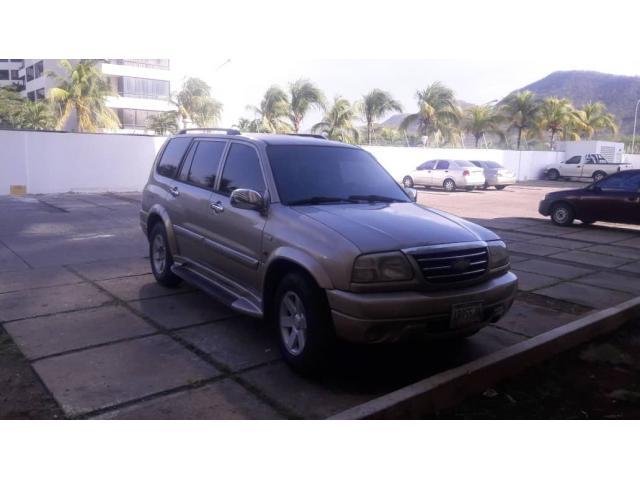OFERTA GRAND VITARA XL7 AUT 2004 A 1700$ - 1/4