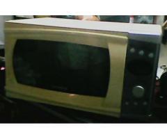 horno microonda