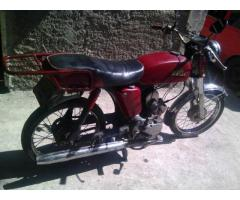 Yamaha 80 Paseo