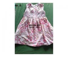 se vende ropa para niña usada en muy buen estado