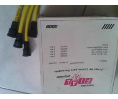 Juego de cables para bujias Fiat Uno