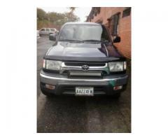 TOYOTA 4 RUNNEN 2001 AUTOMÁTICA 4X2 EXCELENTE $$$