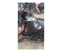 Moto KlR en buenas condiciones