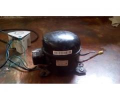 compresor de nevera con termostato incluido
