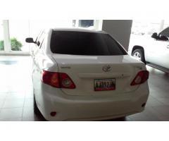 Toyota corolla 2011, 124.000 km