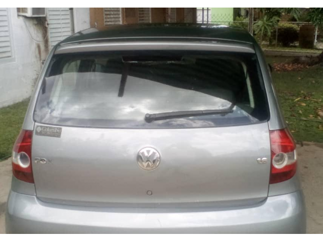 Volkswagen Fox 2005 - 4/5