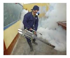 Fumigaciones control de plagas ecologico caracas