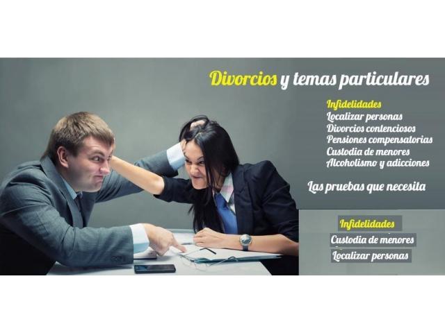 SERVICIO DE DETECTIVE PRIVADO - 2/4