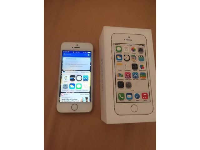 vendo iphone 5s gold - 1/3