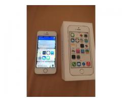 vendo iphone 5s gold
