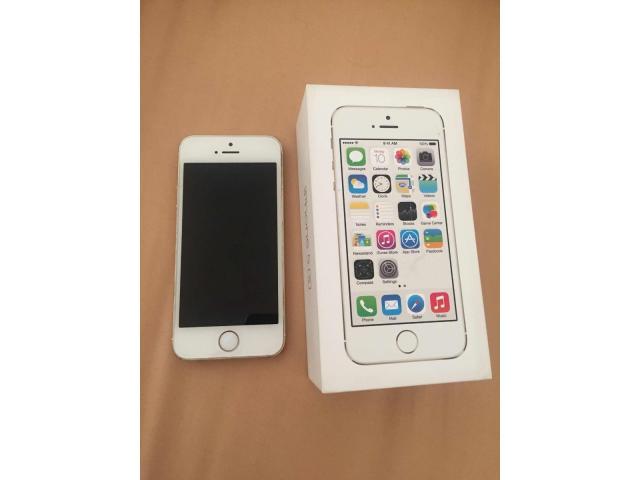 vendo iphone 5s gold - 2/3