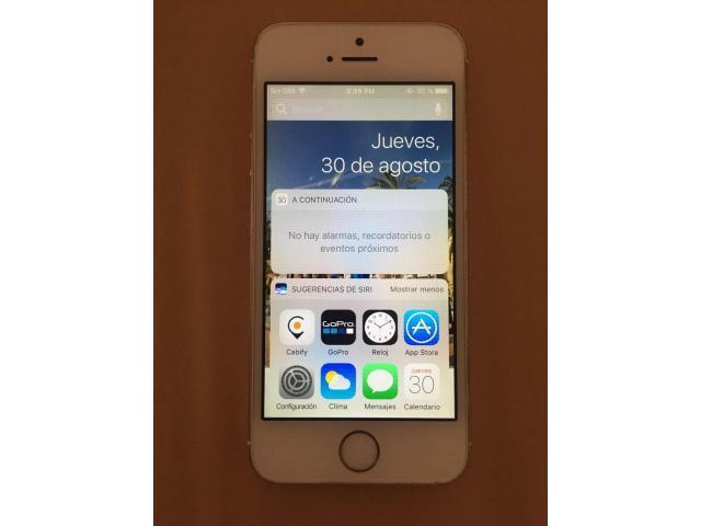 vendo iphone 5s gold - 3/3