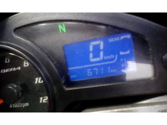 Moto bera Super DT año 2014 con 7500 Kms - 3/6