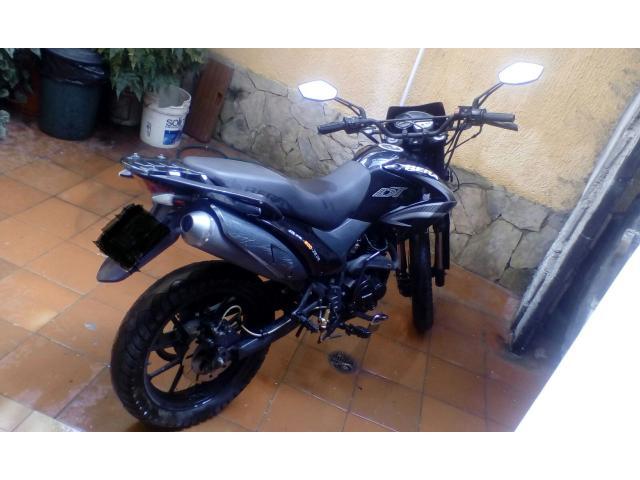 Moto bera Super DT año 2014 con 7500 Kms - 5/6