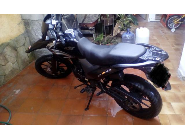 Moto bera Super DT año 2014 con 7500 Kms - 6/6