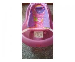 VENDO BAÑERA FISHER PRICE CASI NUEVA ! NEGOCIABLE !