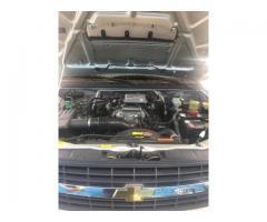 Camioneta Chevrolet  Lud Dmax Automática, año 2013 color Plata - Imagen 4/6