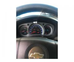 Camioneta Chevrolet  Lud Dmax Automática, año 2013 color Plata - Imagen 6/6